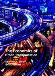 The Economics Of Urban Transportation PDF Download