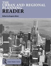 The Urban And Regional Planning Reader PDF Download