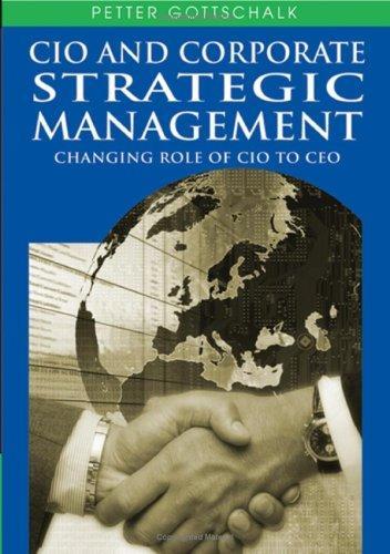 Download CIO And Corporate Strategic Management