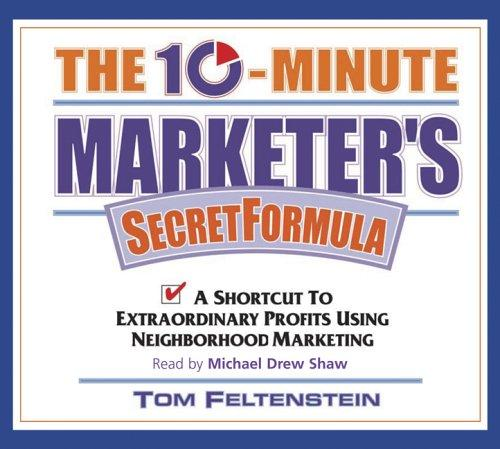 10 Minute Marketer's Secret Formula
