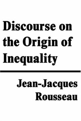 Download Discourse on the Origin of Inequality