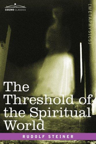 Download The Threshold of the Spiritual World