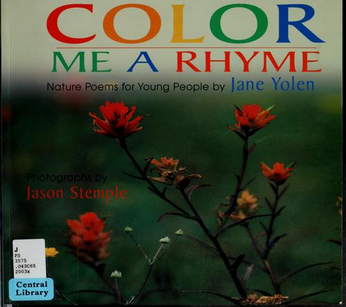 Download Color me a rhyme
