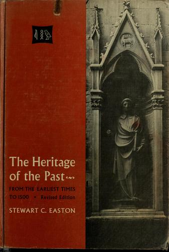 The heritage of the past