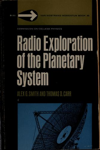 Download Radio exploration of the planetary system