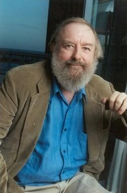 Photo of Michael Moorcock