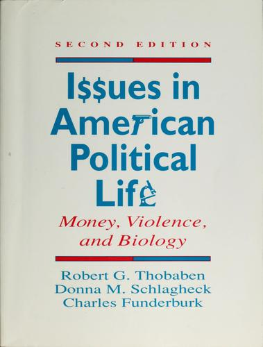 Download Issues in American political life