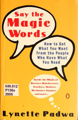 Download Say the magic words