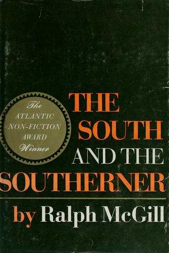 Download The South and the southerner.