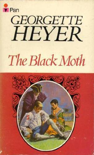 The black moth.