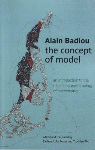 Download The Concept of Model