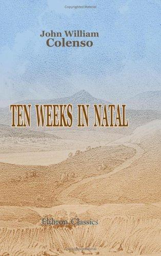 Download Ten Weeks in Natal