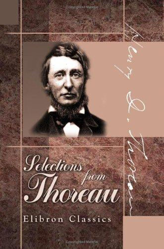Download Selections from Thoreau