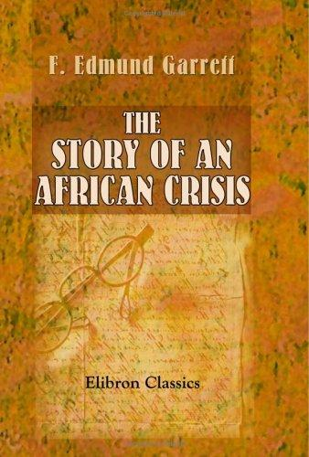 Download The Story of an African Crisis