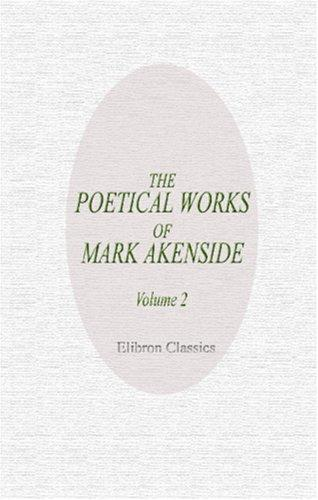Download The Poetical Works of Mark Akenside