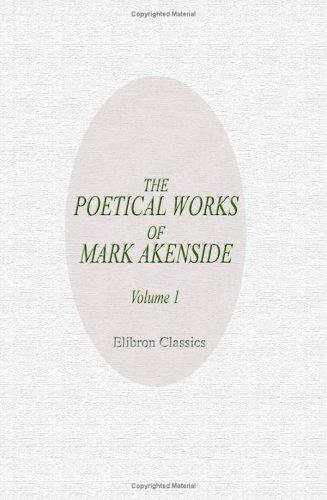 Download The Poetical Works of Mark Akenside