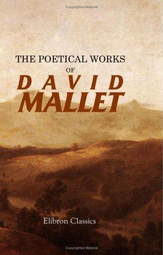 Download The Poetical Works of David Mallet