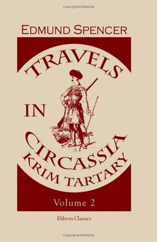 Travels in Circassia, Krim Tartary
