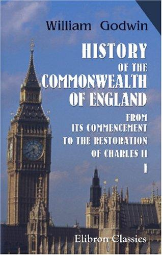 Download History of the Commonwealth of England