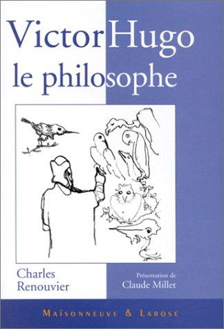 Download Victor hugo le philosophe