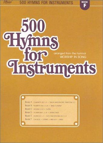 Download 500 Hymns For Instruments