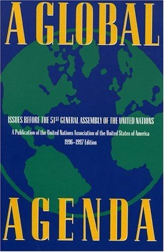 Download A Global Agenda