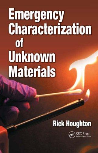 Download Emergency Characterization of Unknown Materials