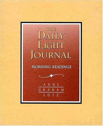 Daily Light Journal