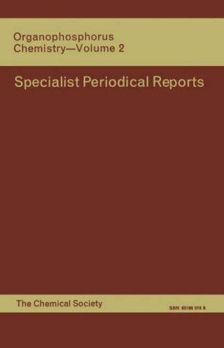 Organophosphorus Chemistry (Specialist Periodical Reports)