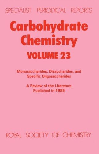 Download Carbohydrate Chemistry