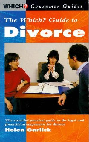 "Download ""Which?"" Guide to Divorce (""Which?"" Consumer Guides)"