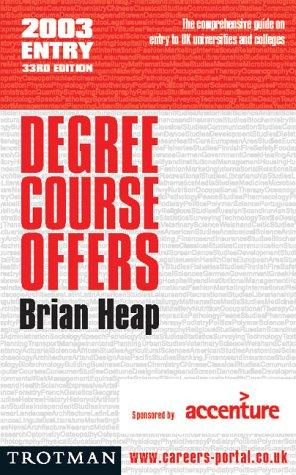Degree Course Offers