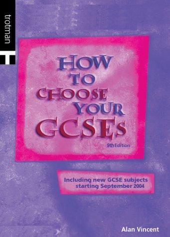 Download How to Choose Your GCSEs