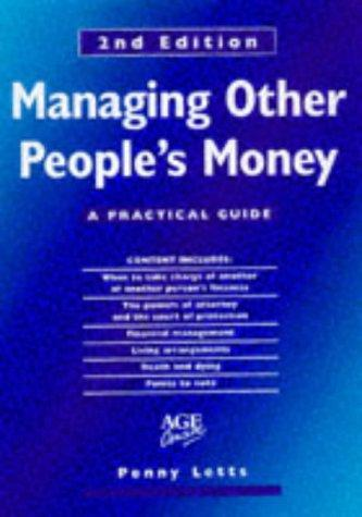 Managing Other People's Money
