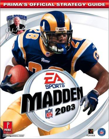 Madden NFL 2003 by Mark Cohen