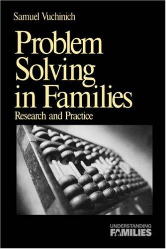 Download Problem Solving in Families