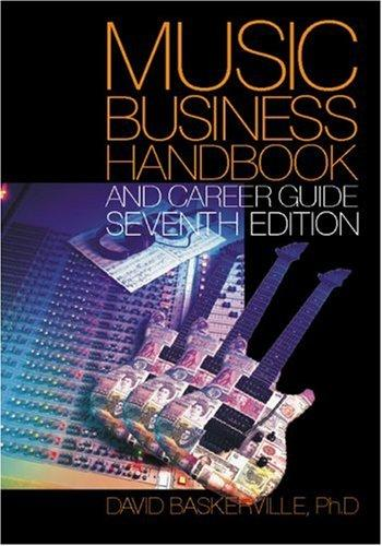Download Music Business Handbook and Career Guide