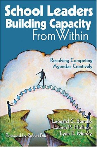 Download School Leaders Building Capacity From Within