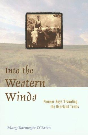Into the western winds