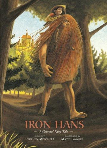 Iron Hans by Stephen Mitchell