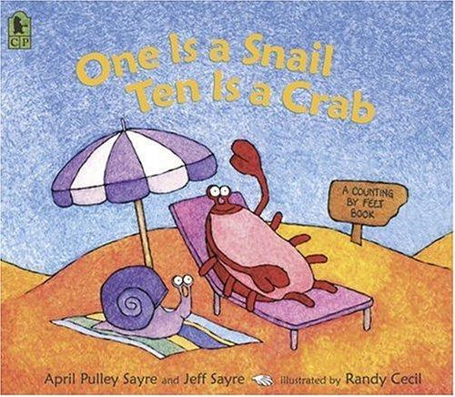 Download One is a Snail, Ten is a Crab