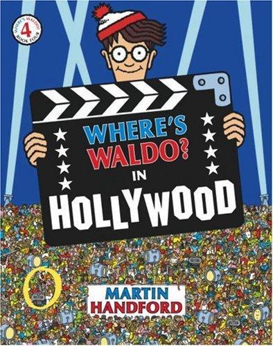 Where's Waldo? In Hollywood (Waldo)