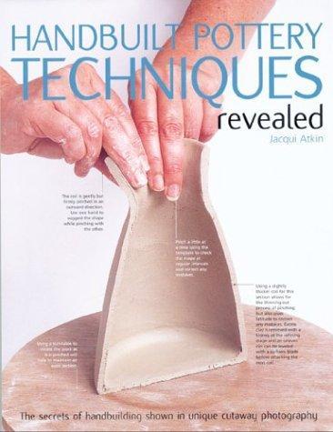 Download Handbuilt Pottery Techniques Revealed