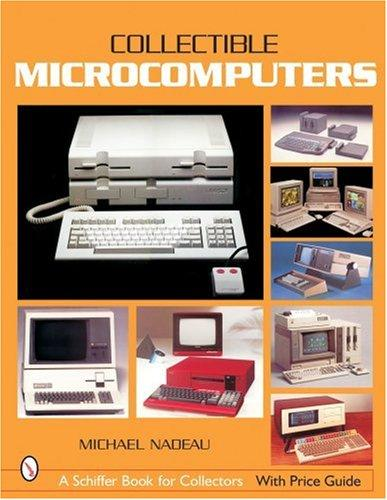 Image for Collectible Microcomputers (Schiffer Book for Collectors)