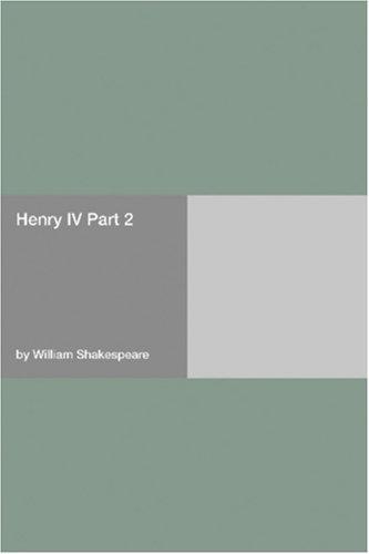 Download Henry IV Part 2