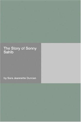 The Story of Sonny Sahib