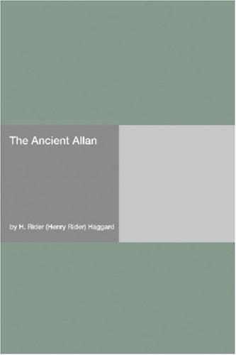 Download The Ancient Allan