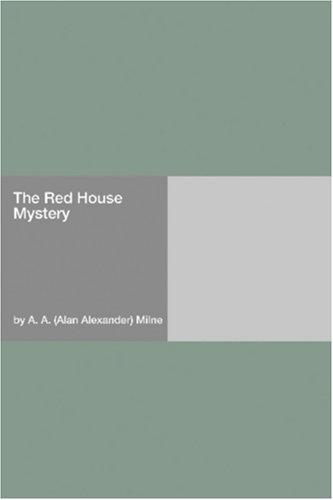 Download The Red House Mystery
