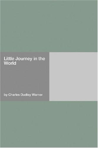 Little Journey in the World