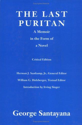 The last Puritan